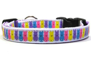 Peeps Breakaway Cat Collar by Swanky Kitty