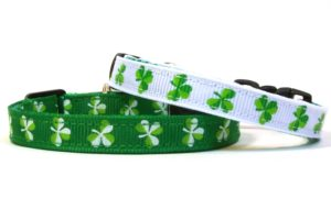 St Patrick's Day Collars