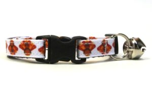 Turkey Cat Collar by Swanky Kitty – clip