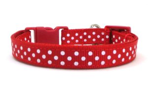 Polka Dot Collars